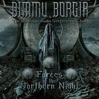 Cover Dimmu Borgir & The Norwegian Radio Orchestra & Choir - Forces Of The Northern Night