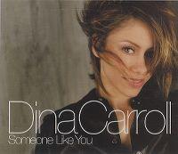 Cover Dina Carroll - Someone Like You