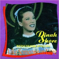 Cover Dinah Shore with Frank Sinatra - Like Someone In Love