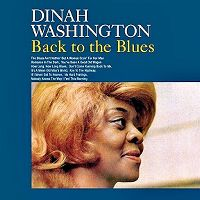 Cover Dinah Washington - Back To The Blues