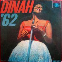 Cover Dinah Washington - Destination Moon