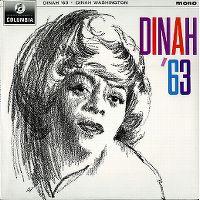 Cover Dinah Washington - Dinah '63