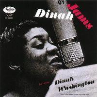 Cover Dinah Washington - Dinah Jams