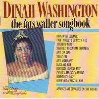Cover Dinah Washington - Dinah Sings Fats Waller