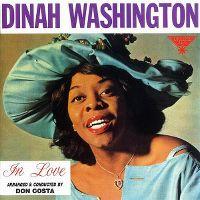 Cover Dinah Washington - In Love