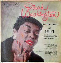 Cover Dinah Washington - In The Land Of Hi-Fi
