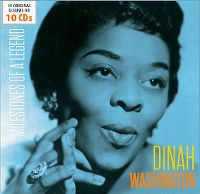 Cover Dinah Washington - Milestones Of A Legend