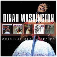 Cover Dinah Washington - Original Album Series