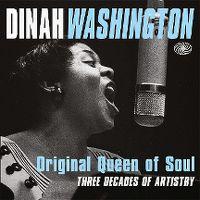 Cover Dinah Washington - Original Queen Of Soul
