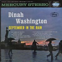 Cover Dinah Washington - September In The Rain
