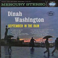 Cover Dinah Washington - September In The Rain