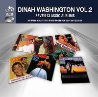 Cover Dinah Washington - Seven Classic Albums Vol. 2