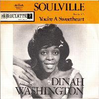 Cover Dinah Washington - Soulville