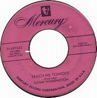 Cover Dinah Washington - Teach Me Tonight
