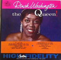 Cover Dinah Washington - The Queen!