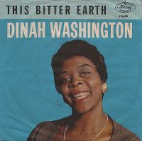 Cover Dinah Washington - This Bitter Earth