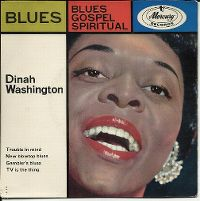 Cover Dinah Washington - Trouble In Mind