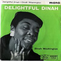 Cover Dinah Washington - Unforgettable