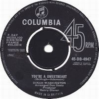 Cover Dinah Washington - You're A Sweetheart
