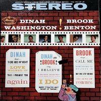 Cover Dinah Washington & Brook Benton - The Two Of Us