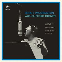 Cover Dinah Washington with Clifford Brown - Dinah Washington with Clifford Brown