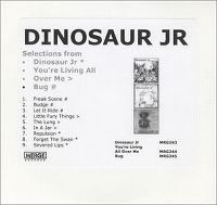 Cover Dinosaur Jr. - Selections From