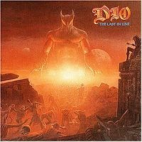 Cover DIO - The Last In Line