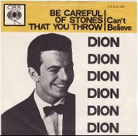 Cover Dion - Be Careful Of Stones That You Throw