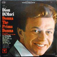 Cover Dion - Donna The Prima Donna