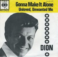 Cover Dion - Gonna Make It Alone