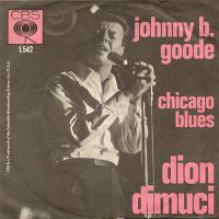 Cover Dion - Johnny B. Goode