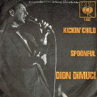 Cover Dion - Kickin' Child