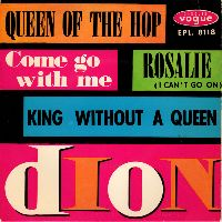 Cover Dion - Queen Of The Hop
