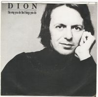 Cover Dion - The Way You Do The Things You Do