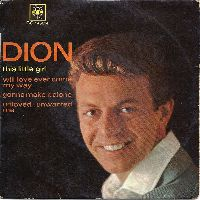 Cover Dion - This Little Girl