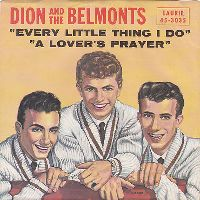 Cover Dion & The Belmonts - Every Little Thing I Do