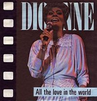 Cover Dionne Warwick - All The Love In The World