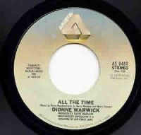 Cover Dionne Warwick - All The Time