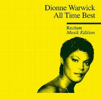 Cover Dionne Warwick - All Time Best - Reclam Musik Edition
