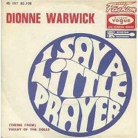 Cover Dionne Warwick - I Say A Little Prayer