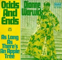 Cover Dionne Warwick - Odds And Ends