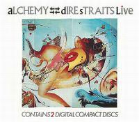 Cover Dire Straits - Alchemy - Dire Straits Live