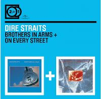Cover Dire Straits - Brothers In Arms + On Every Street