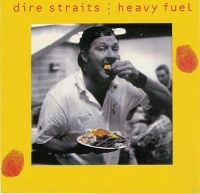 Cover Dire Straits - Heavy Fuel