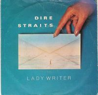 Cover Dire Straits - Lady Writer