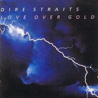 Cover Dire Straits - Love Over Gold