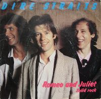 Cover Dire Straits - Romeo And Juliet