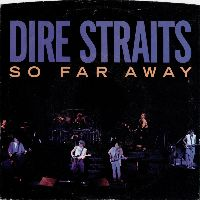 Cover Dire Straits - So Far Away