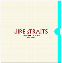 Cover Dire Straits - The Studio Albums 1978-1991