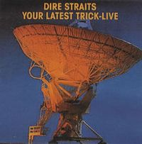 Cover Dire Straits - Your Latest Trick (Live)